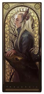 the-hobbit-thranduil-with-elk