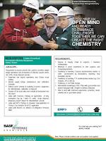 Basf Petronas Peluang Pekerjaan
