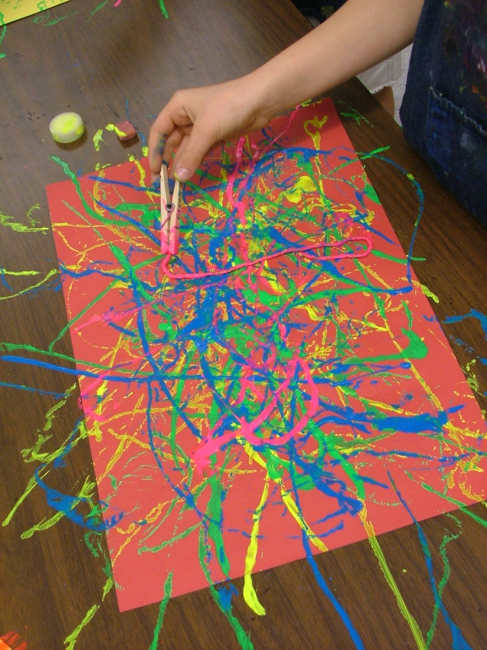 Easy Abstract Expressionism Art