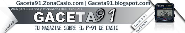Casio F-91