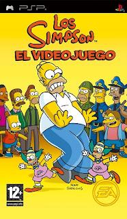 Los Simpson El Videojuego [PSP] [EUR] [ESP]