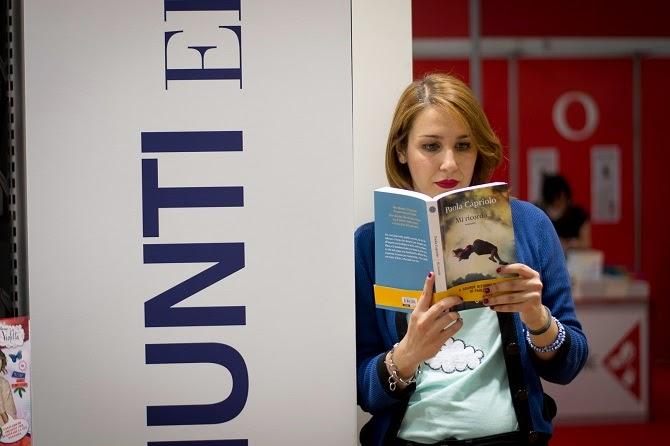 Elisa Raimondo Paola Capriolo ricordo lettura libro Giunti
