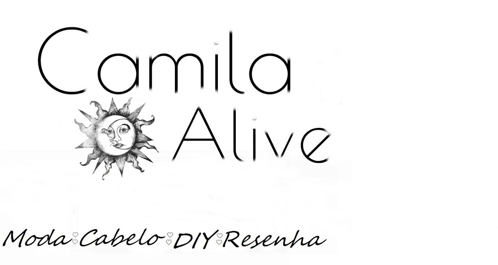 Camila Alive