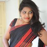 Sitara Hot Photos in Saree at Gundello Guchi Guchi Champake Movie Press Meet 46