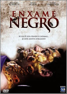 Enxamem Download  Enxame Negro  DVDRip AVI Dublado