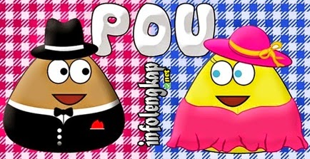 Download Game Pou Apk MOD Terbaru