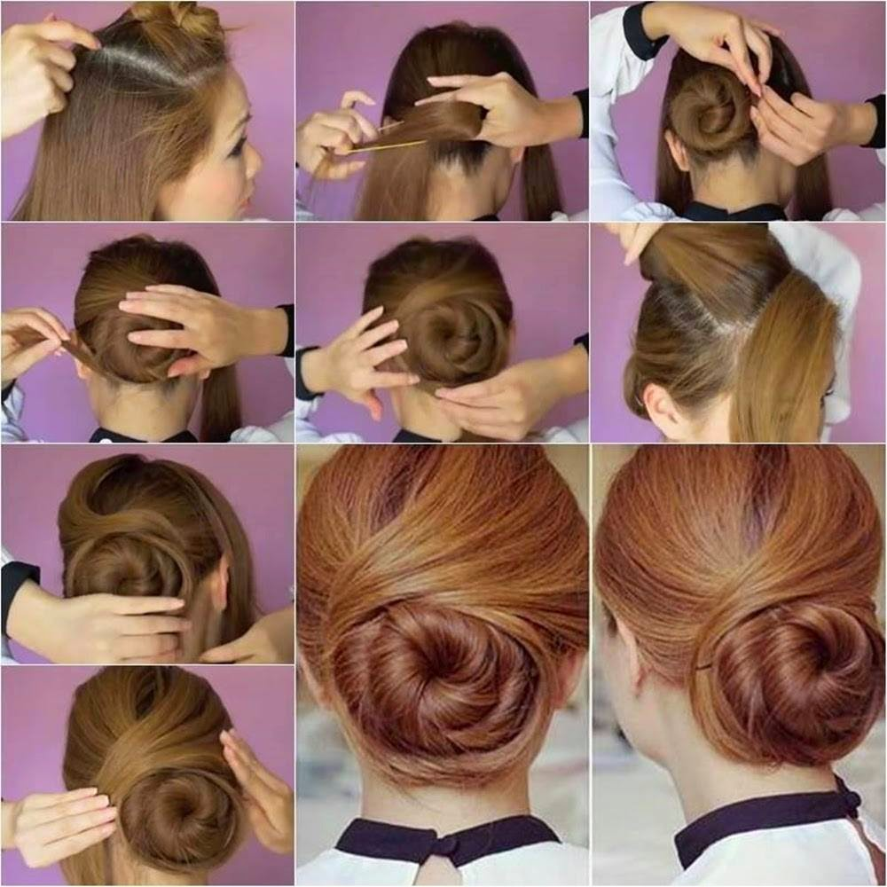 Something old, something new, Something for your home, kitchen or only for you: Hairstyles 6 - Frizure 6