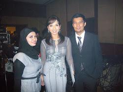 With Vanida Imran & Shidi