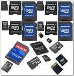 Memory card, hp, kartu memori, micro SD