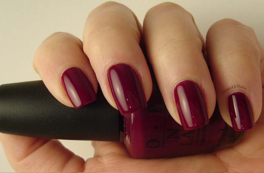 Noelie\'s Nails: More Swatches! OPI