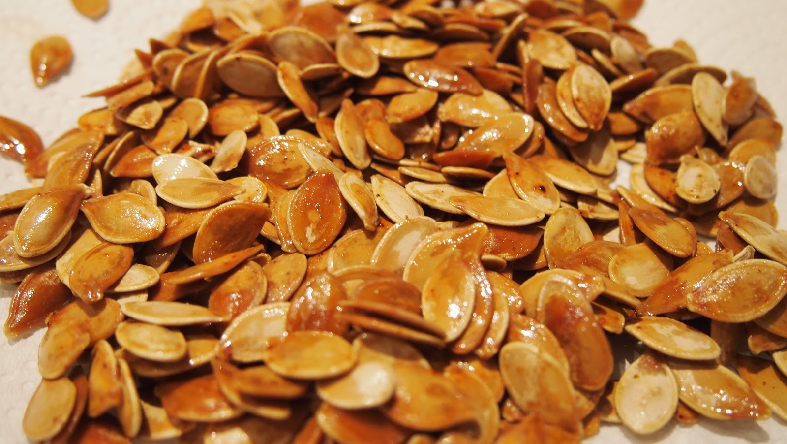 EpiCurious Generations: Roasted Pumpkin Seeds