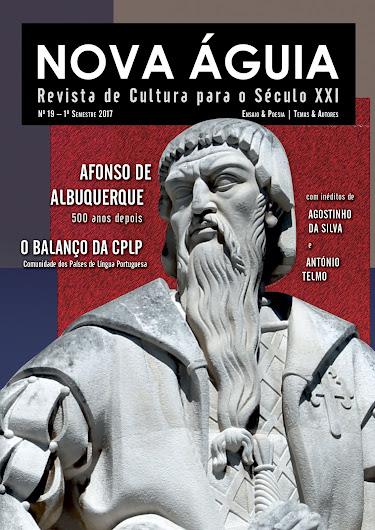 Capa da NOVA ÁGUIA 19