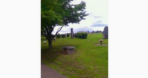Real Haunted Places Elizabethton Tn Highland Cemetery