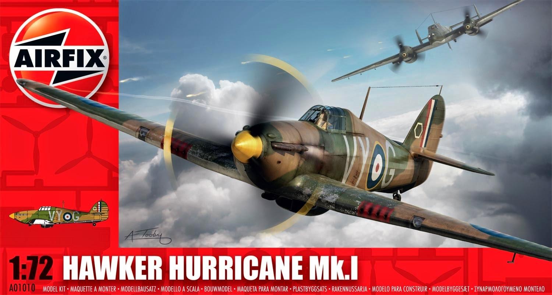 Airfix Hurricane