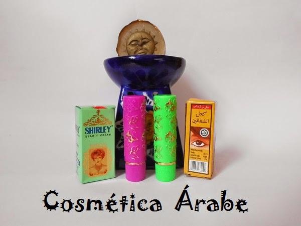 cosmética arabe