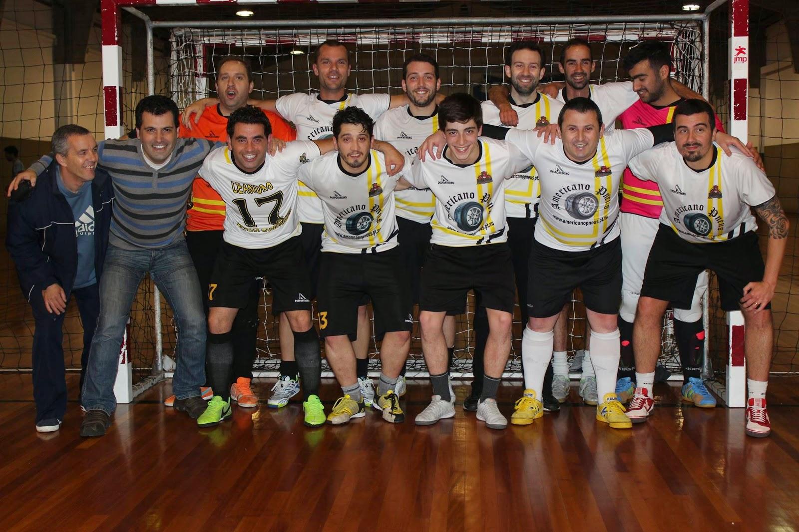 CAMPEÃO da 4ª Super Liga Masterfoot