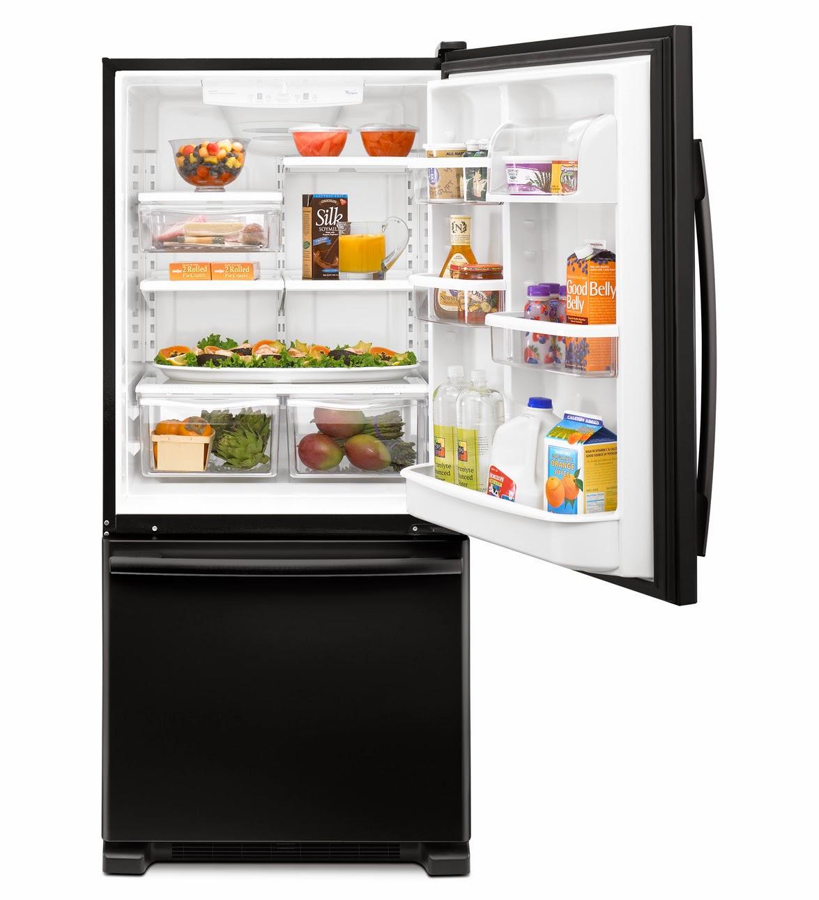Whirlpool Refrigerator Brand Gold Gb9fhdxwb Bottom