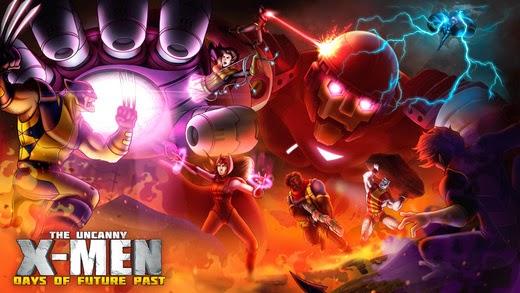 Uncanny X-Men Days Of Future Past APK