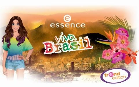 Essence Viva Brasil Summer 2014 Collection
