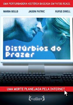 Filme Poster Distúrbios do Prazer DVDRip XviD & RMVB Dublado