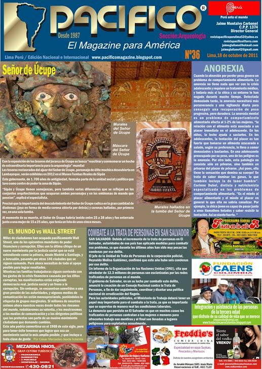 Revista Pacífico Nº 36 Arqueología