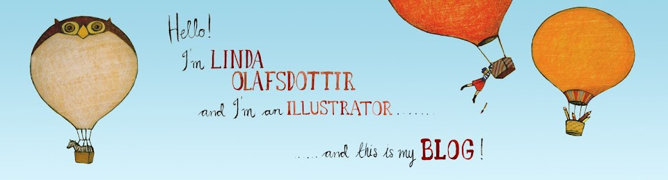 Linda Olafsdottir - Illustration &amp; Fine art