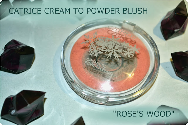 Meine Top 3 LE-Produkte - Catrice Cream to Powder Blush ROSE'S WOOD