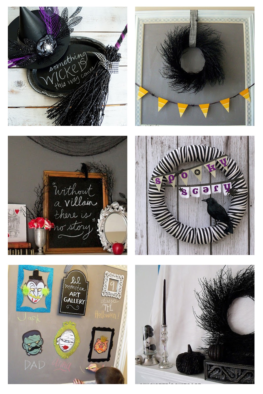 14 Easy Halloween Ideas {our Past Projects}My Sisters Suitcase