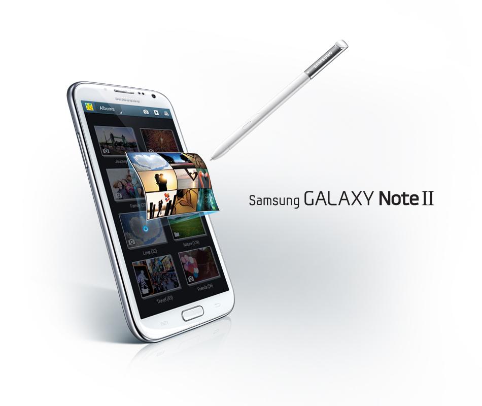 Um grande telefone da Samsung: em tamanho e em funcionalidades.
