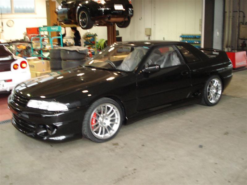 HKS, Nissan, Skyline, GT-R