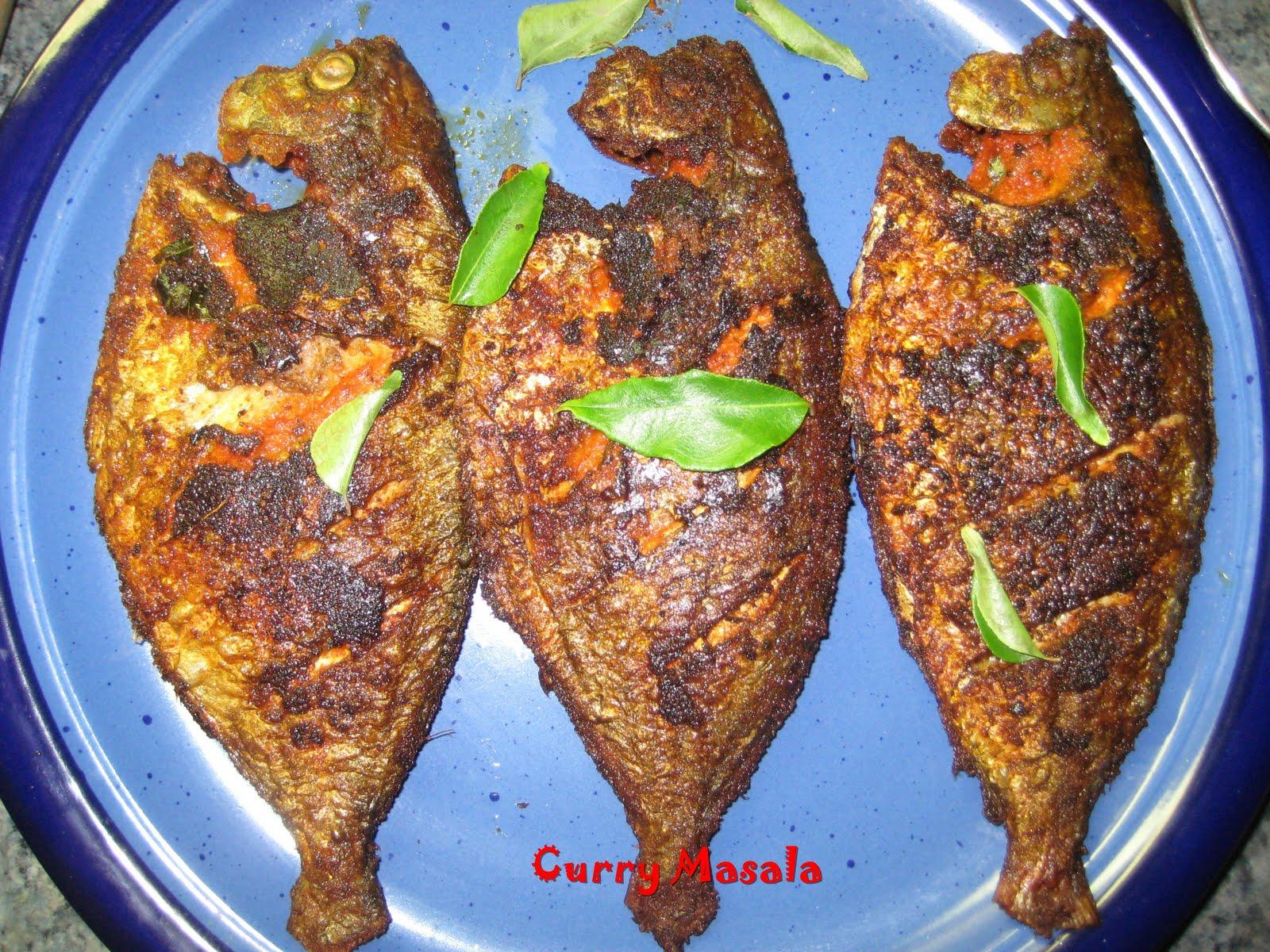 Kerala fish fry for Fish fry images