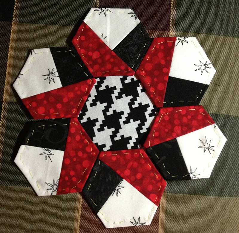IMG 3521 Pieced Hexies: Guest Post and Two Giveaways!
