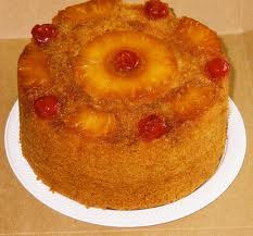 Pineapple Upside Cake Recipe