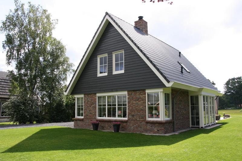 Huisontwerp vrijstaande woning bouwen for Goedkoop vrijstaand huis bouwen