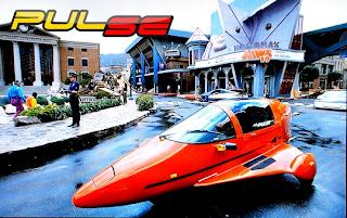 Automóveis do futuro - Owosso Pulse