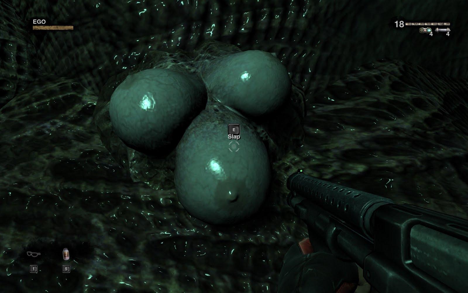 Duke nukem fucked by an alien porn toons