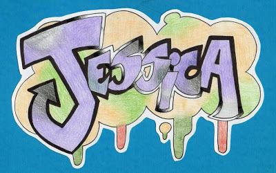 graffiti names list for girls
