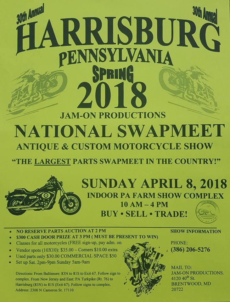 Harrisburg Swap Meet
