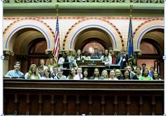 STUDENTS INSIDE ALBANY VIDEO