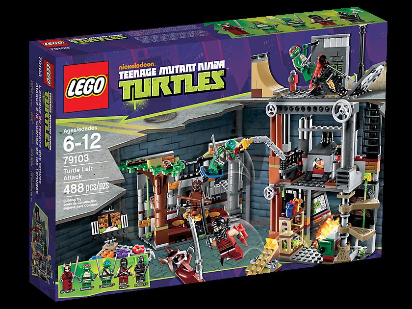 lego ninja turtles 2017 - photo #29