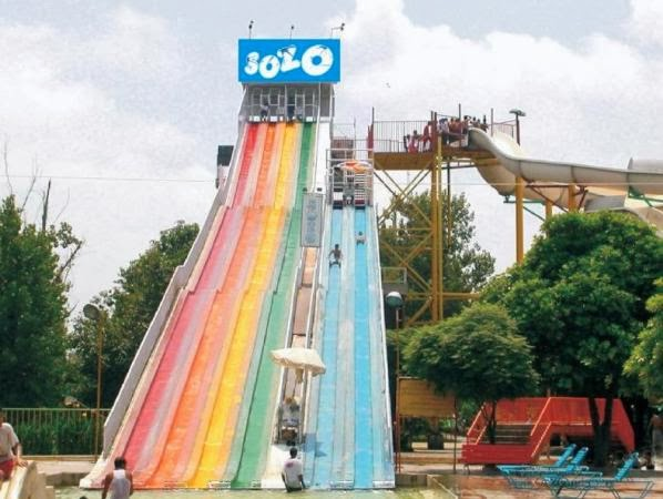 7 - Sozo Water Park || Lahore