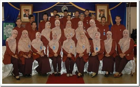 Staf dan Dosen Akper PKU Muhammadiyah Surakarta