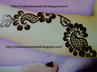 best gol tikka mehndi designs for arms hands