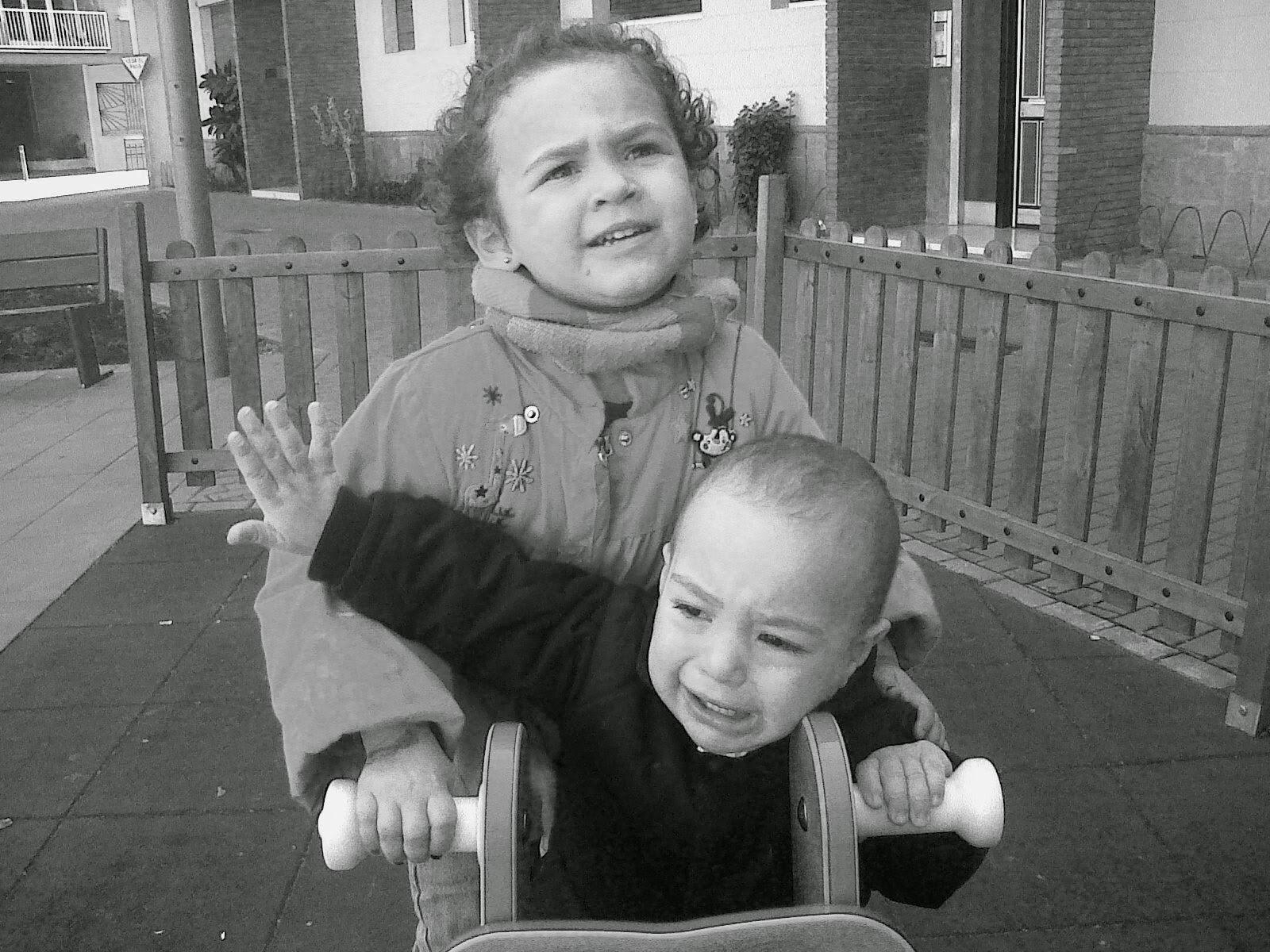 Hay vida después de los 6: relación entre hermanos (3)