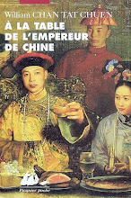 A la table de l&#39;empereur de Chine
