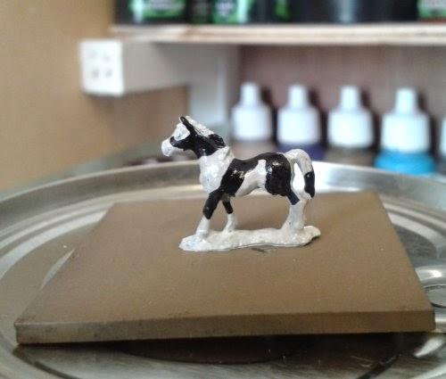 Piebald Horses picture 3