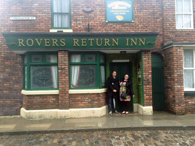 Rovers Return Coronation Street Tour