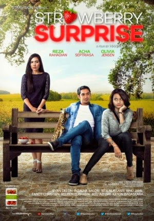 Film Strawberry Surprise 2014 di Bioskop