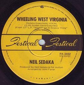 Neil Sedaka - Wheeling West Virginia