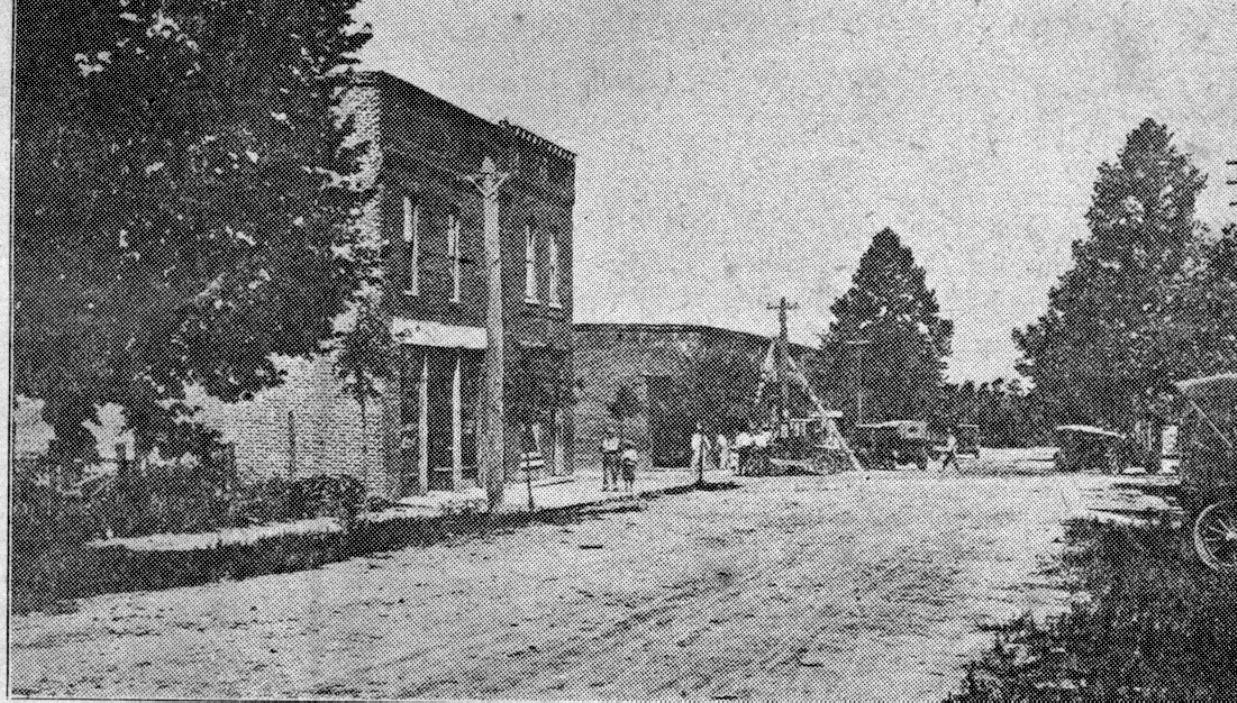 CADWELL, GA. 1918
